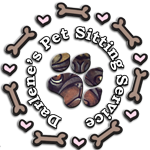 Darlene's Pet Sitting Logo